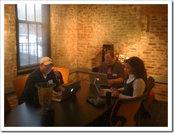 Drupal development at Cincy Coworks